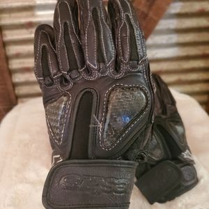 Alpinestar Leather Riding Gloves